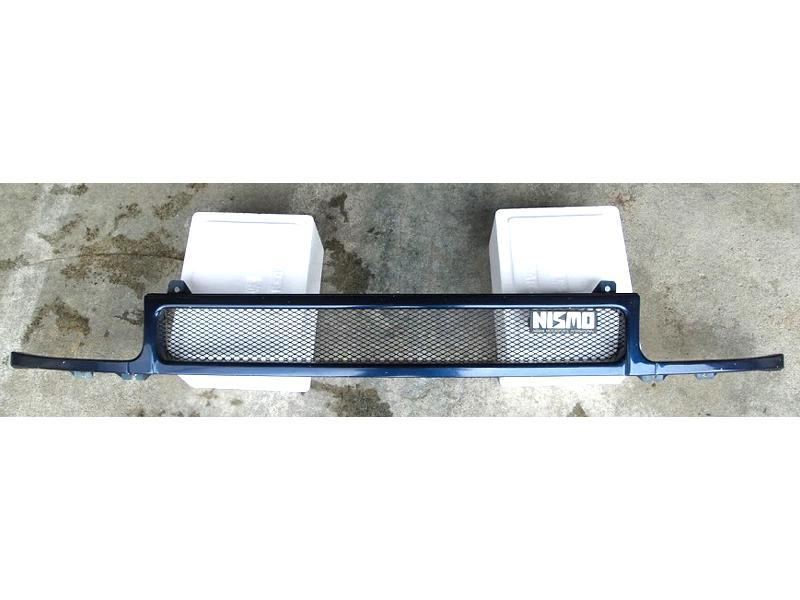NISMO Mesh front grill Nissan Micra/March K11