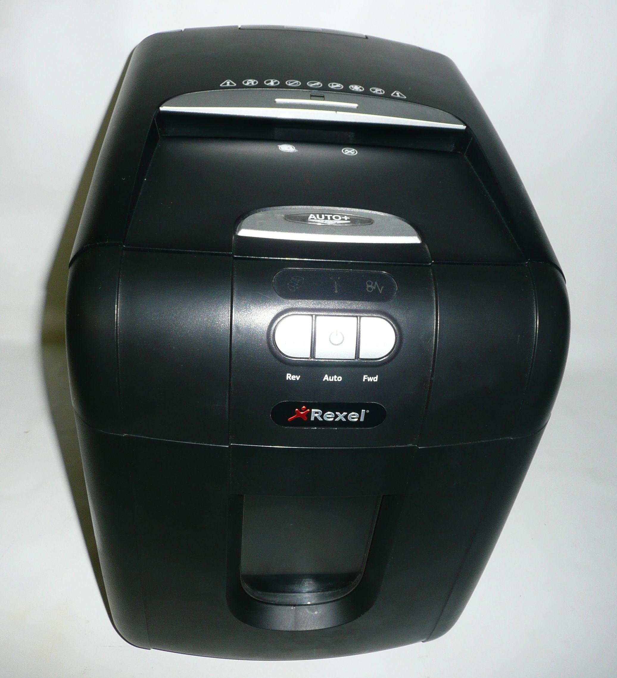 rexel shredder how to use