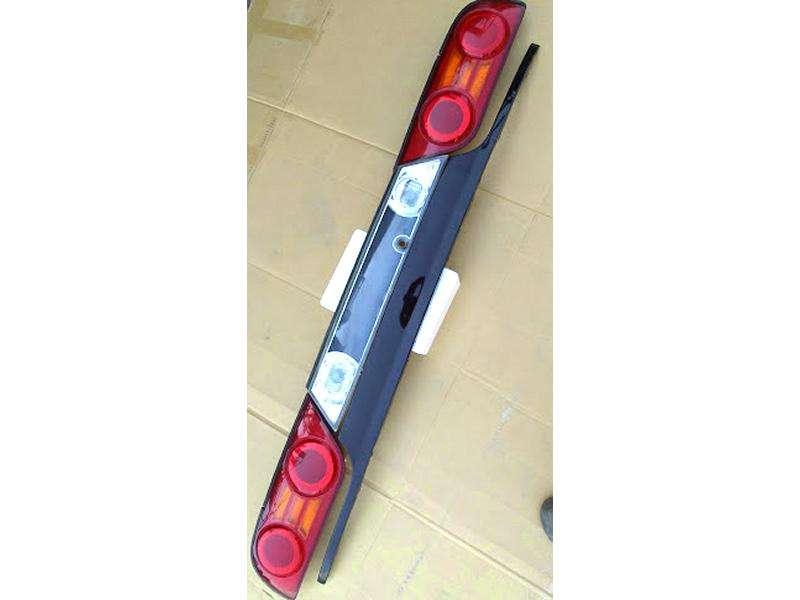 JDM OEM Nissan Tail lights+AGarnish+lower metal 180sx S13 kouki