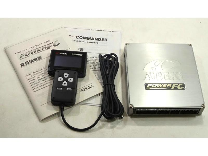 Apexi Power FC ECU+EL Commander  Mitsubishi Lancer Evolution 7