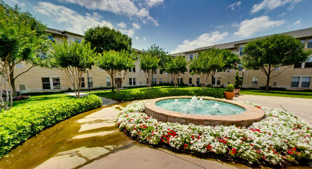 Town Village Independent Senior Living Arlington, TX