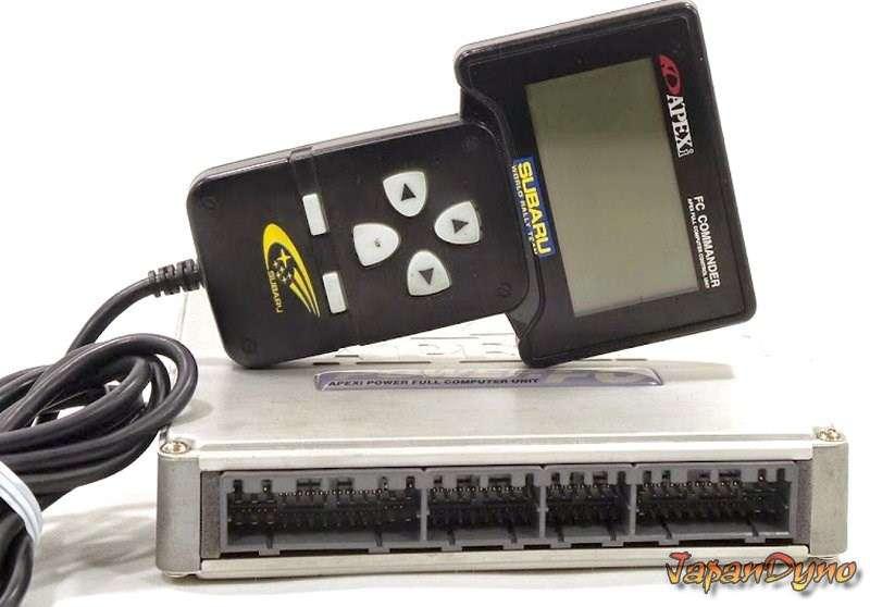 Apexi Power FC ECU+Com Subaru Impreza 92-96 Ver.1&2 GC8 GF8 WRX