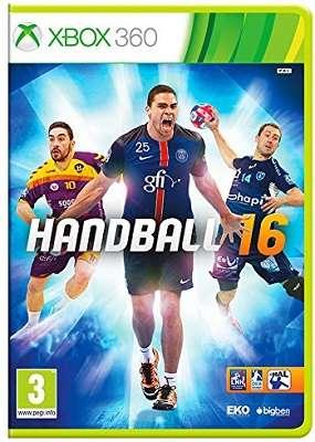 [XBOX360] Handball 16 (2015) FULL ENG