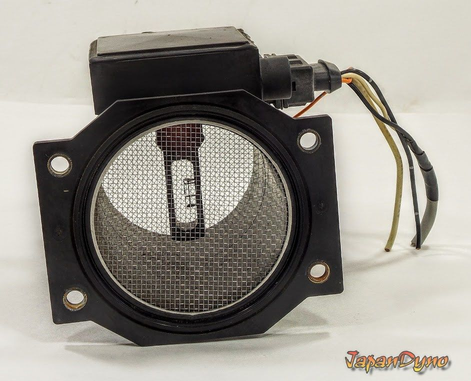 NISSAN 300ZX VG30DETT Z32 AFM Air flow meter + harness plug S13