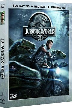 Jurassic World - 2015 3D BluRay m1080p H-SBS Türkçe Dublaj MKV indir