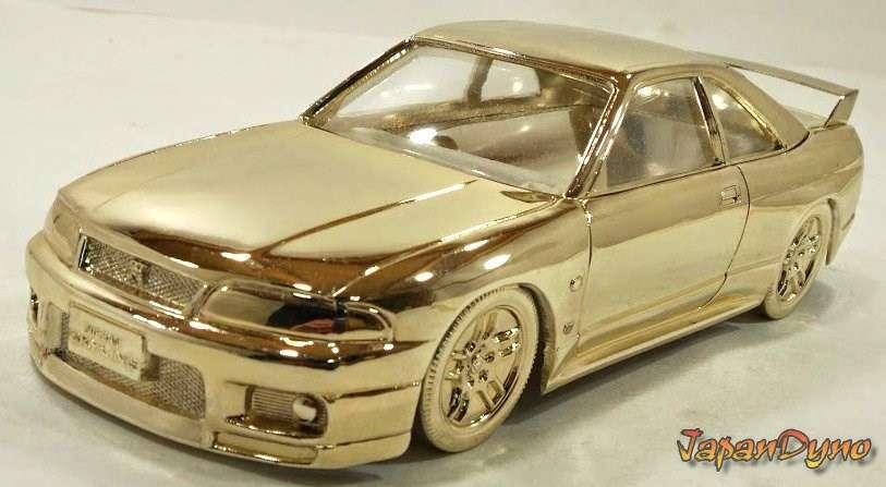 TENSHODO Cigarette box Nissan Skyline GTR BCNR33 R33