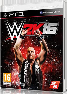 [PS3] WWE 2K16 (2015) [EUR] - SUB ITA