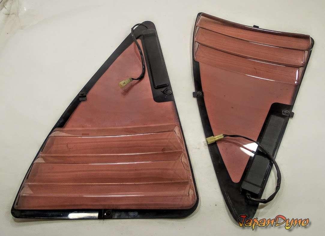 OEM Nissan S14 optional kouki side quater windows 200sx 240sx S1