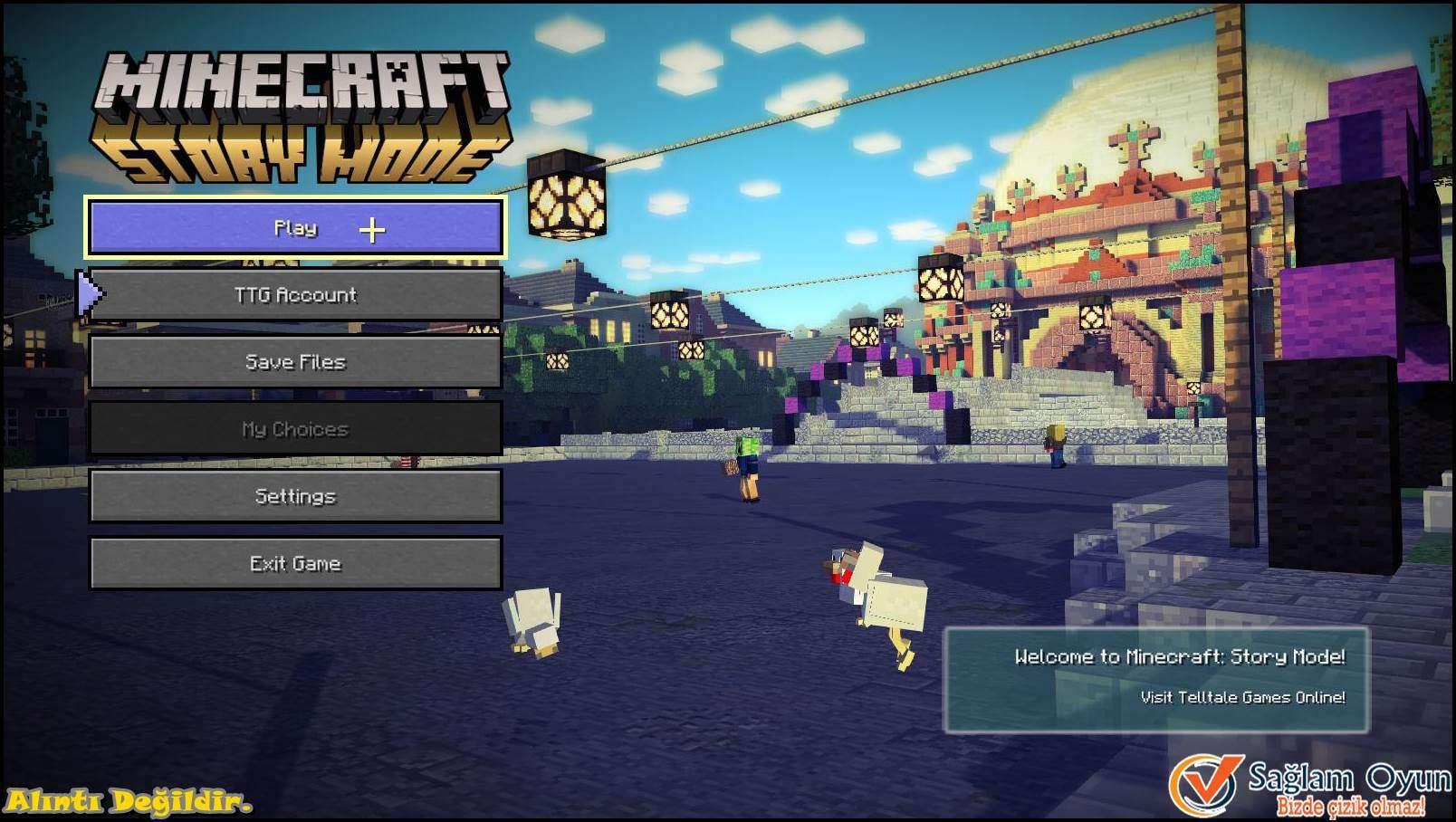 скачать игру бесплатно minecraft store mode