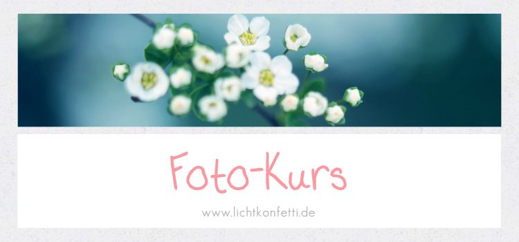 Foto-Kurs Lichtkonfetti kostenlos