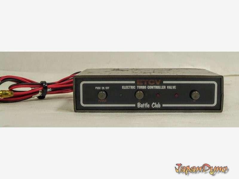 Battle Club boost controller Supra JZA70 MR2 3000gt VR4 180sx