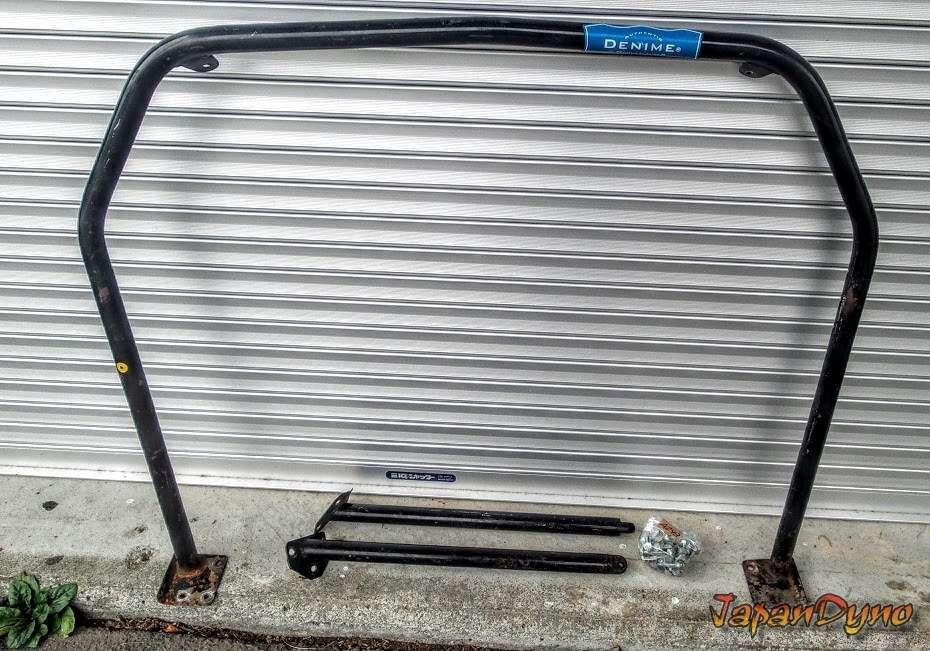 CUSCO Safty21 rollbar/rollcage 4 point Silvia PS13 S13 180sx