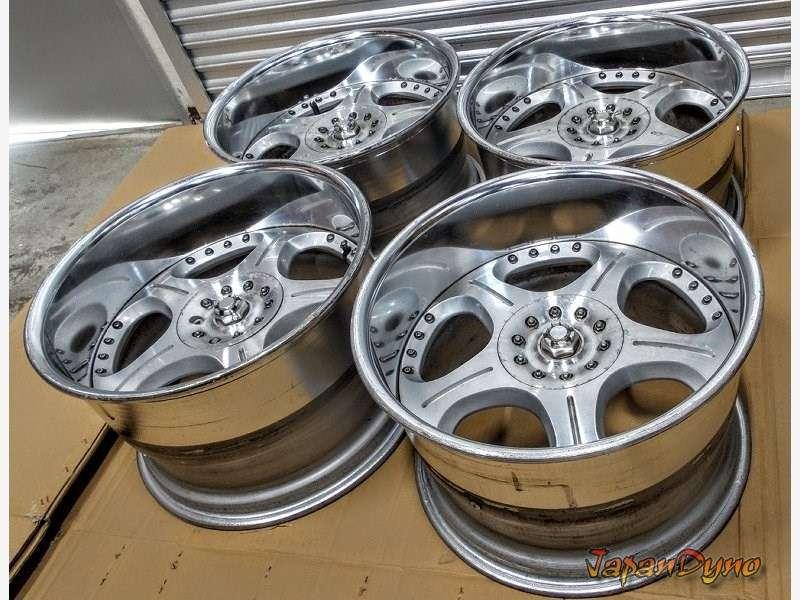 SSR VEILSIDE ANDREW-D 18 10.5J 11.5J Alloywheels rims4x114 5x114