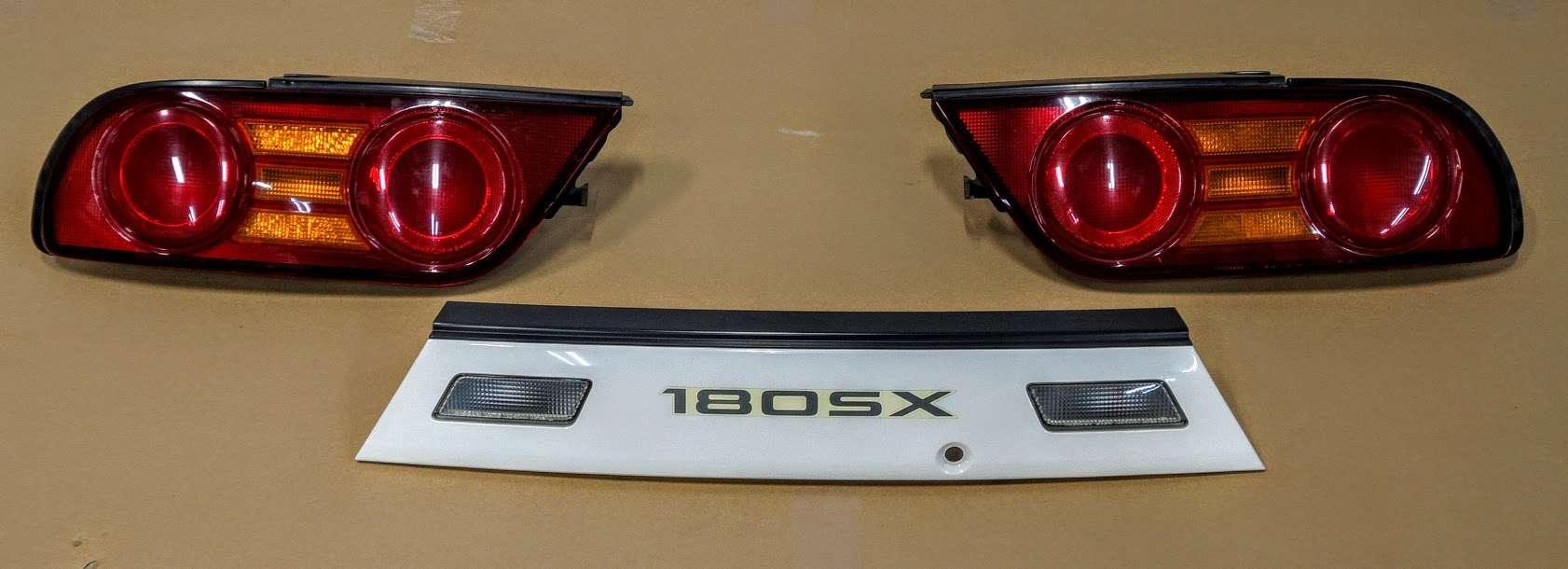 Nissan Tail lights +Garnish Silvia 180sx S13 kouki 240sx 200sx