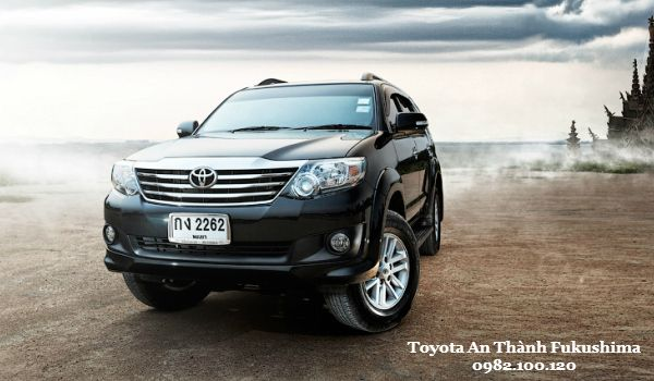 Toyota Fortuner 2016 Vi the luon duoc khang dinh