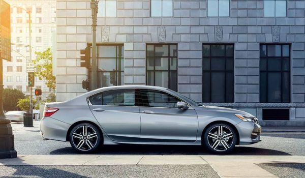 Honda Accord 2016 Danh hieu noi tieng trong phan khuc