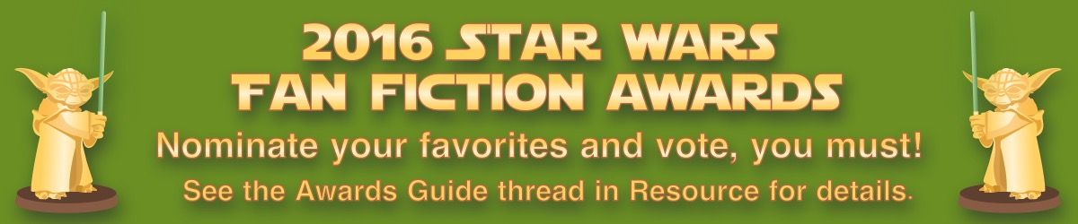 2016 Fan Fiction Awards