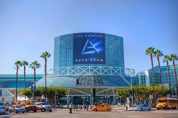 Some Of The Biggest Cars And SUVs Debut At The 2018 Los Angeles Auto Show