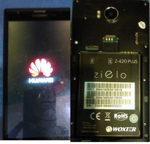 Picture of Woxter Zielo Z420Plus MT6582 Firmware Download free file