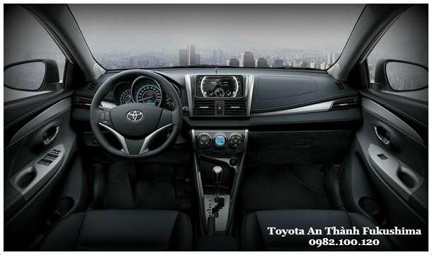 Toyota Vios 2016 Sang hon tre hon hap dan hon