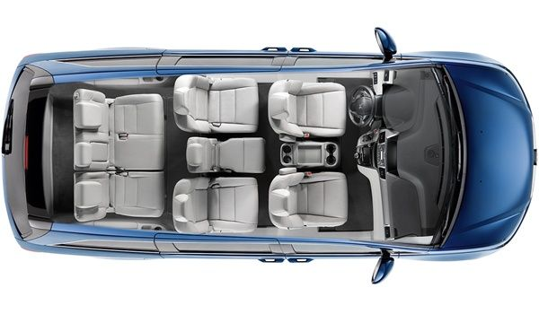 Honda Odyssey 2016 - Nỗ lực đẩy mạnh nâng cấp thế hệ mới