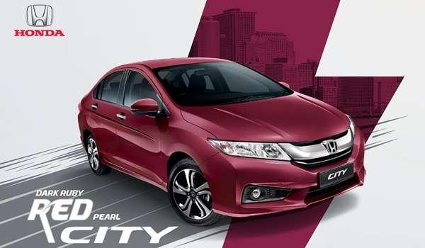 Honda City 2016 Ra mat mau xe mong doi cua nam