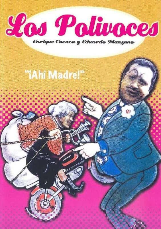 Los Polivoces: Ahí Madre (1970) (DVD5)