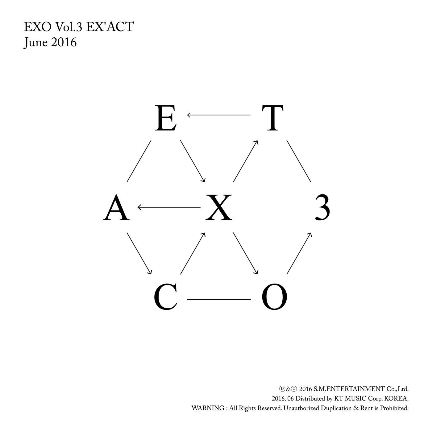 Download Album Exo Exact Korean Chinese Ver mp3 full