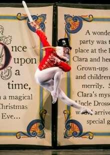 Aspen Santa Fe Ballet presents The Nutcracker