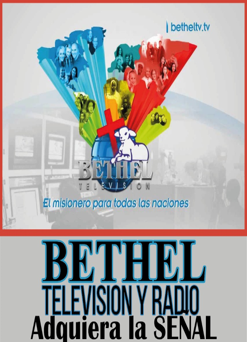 BETHEL TV SATELITAL