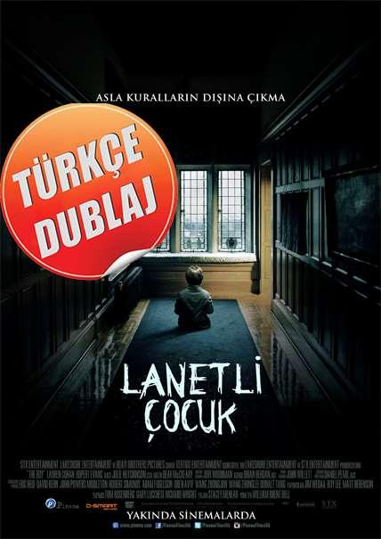 Lanetli Çocuk - The Boy (2016) Türkçe Dublaj Film İndir