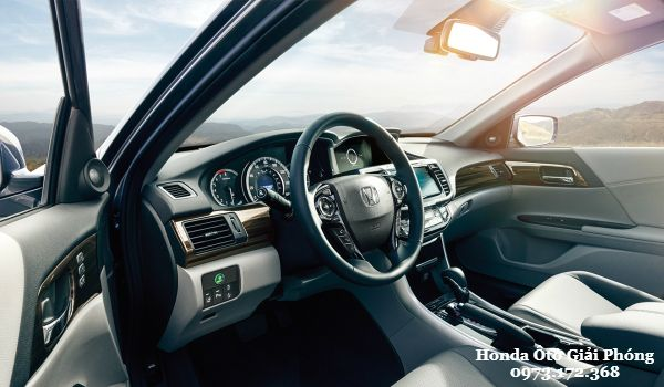 Gia xe Honda Accord 2016 Em ai sieu ben bi