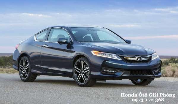 Honda Accord 2016 Hoan hao tinh xao tren tung duong net
