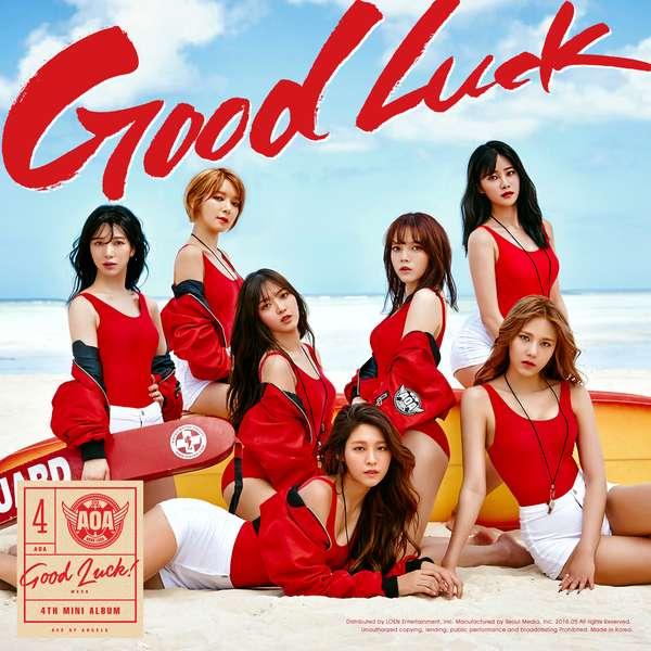 [Mini Album] AOA - Good Luck (MP3 FULL)