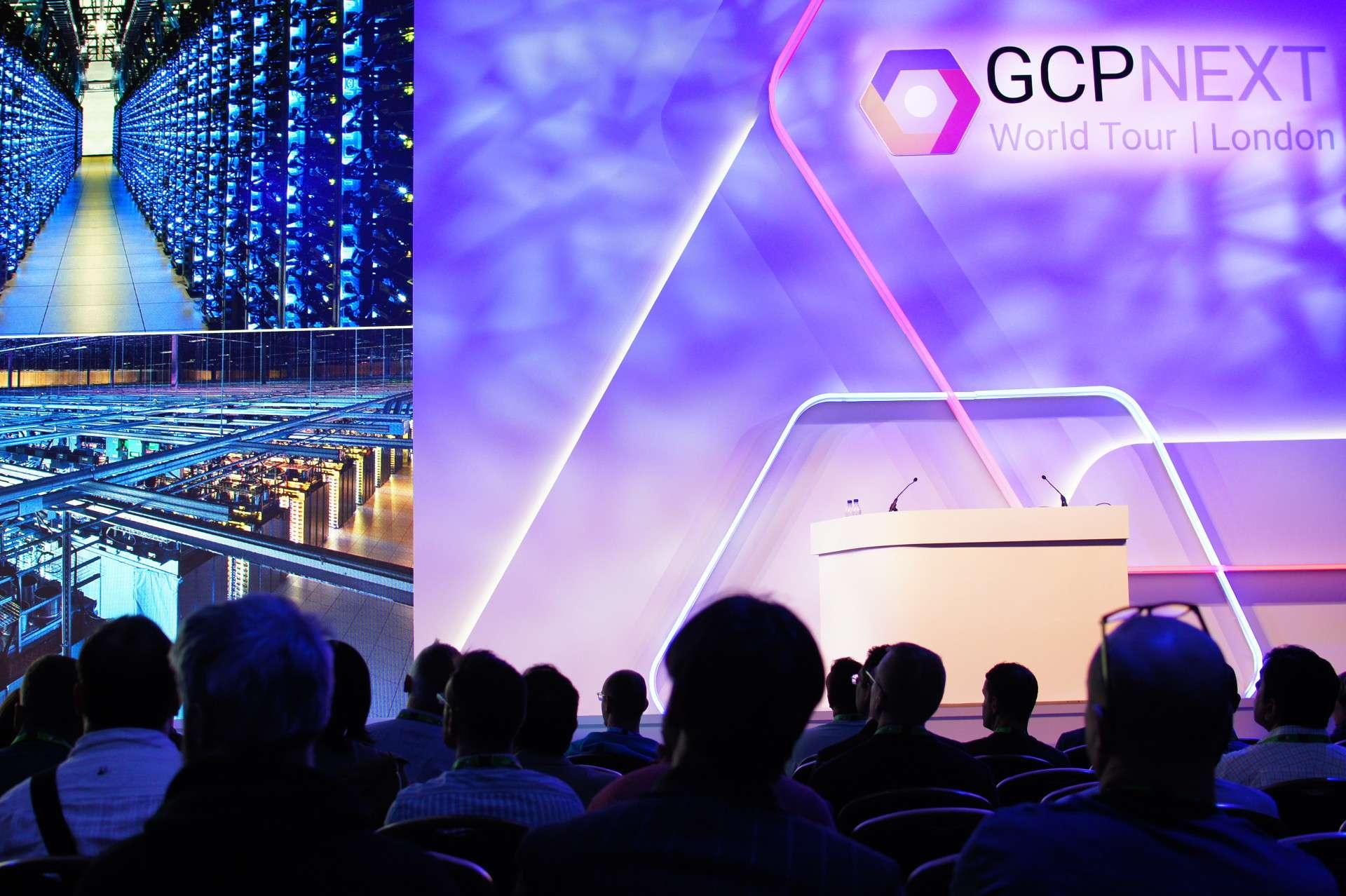 GCP audience