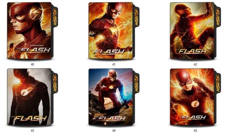 Ícone The Flash