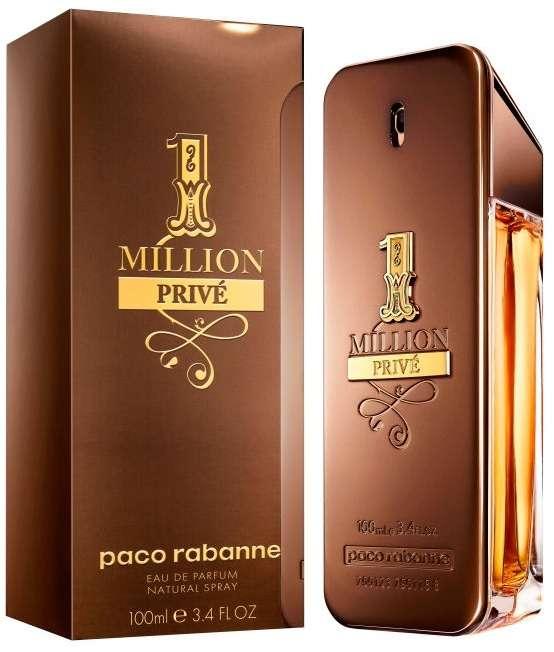 1 million prive caballero paco rabanne 100ml nuevo 2016 1 690 00 en mercado libre