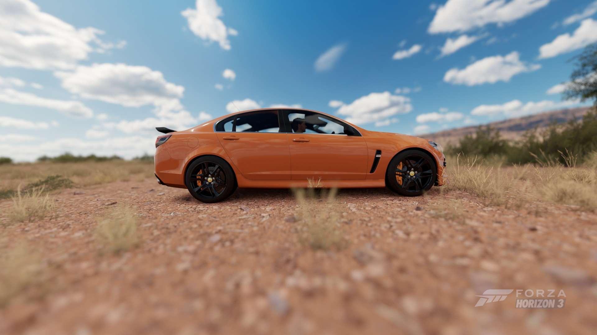 HSV GT