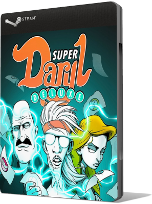 [PC] Super Daryl Deluxe (2018) - ENG