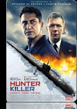 Download Hunter Killer Caccia Negli Abissi 2018 iTALiAN MD 1080p WEBRip R3 Torrent