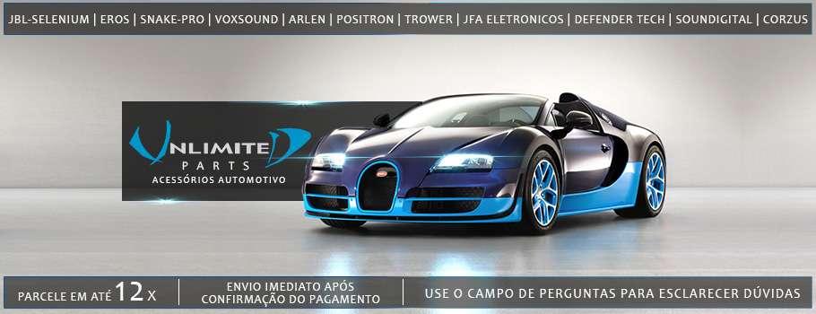Kit Reparo Alto Falante 10polegada Eros E310 LC 4ohms origin