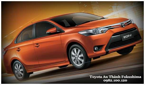 Toyota Vios 2016 - Sang hơn, trẻ hơn & hấp dẫn hơn