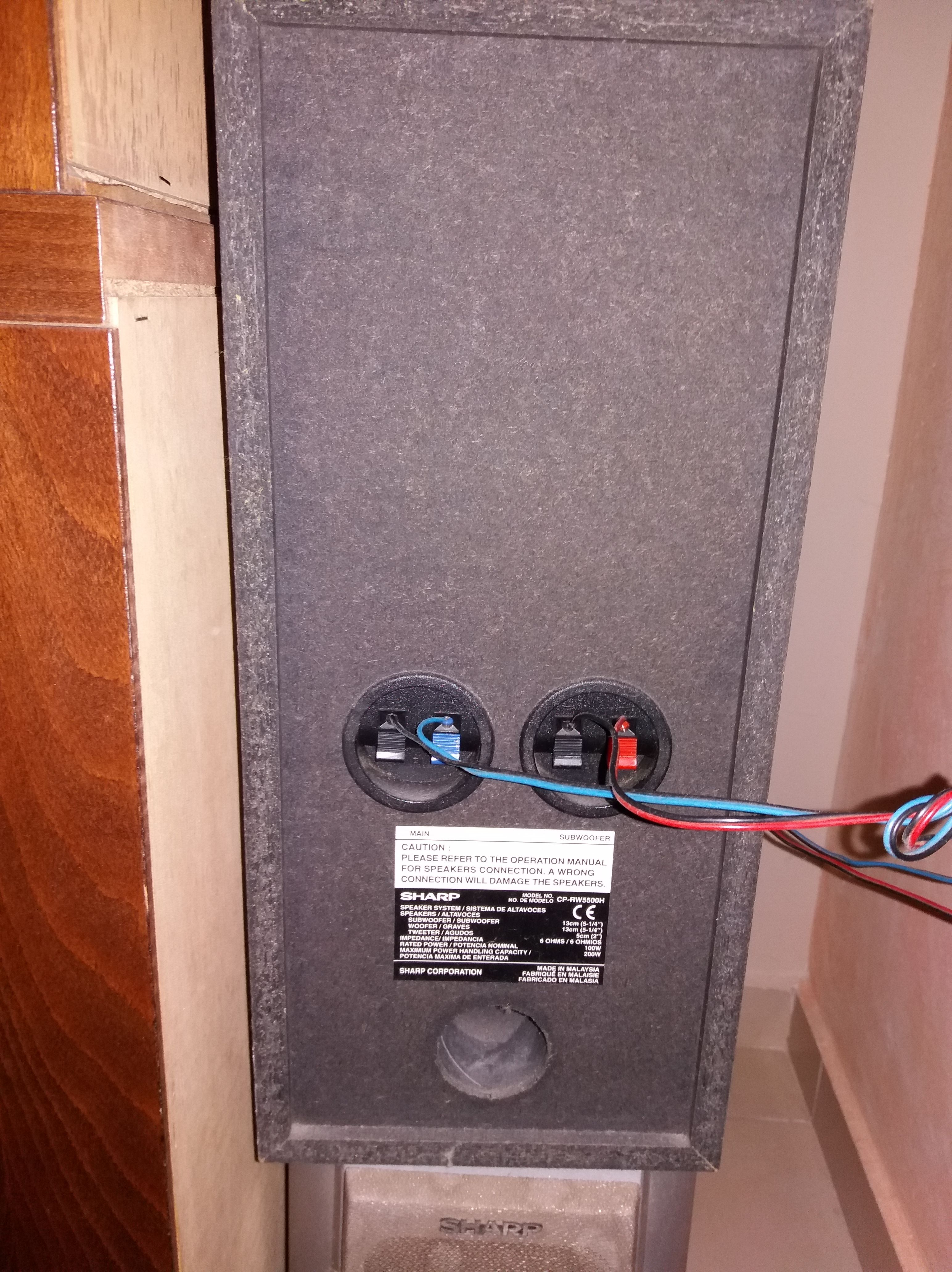 How To Convert Home System Speakers Computer Solved Wiring Subwoofers Change Ohms