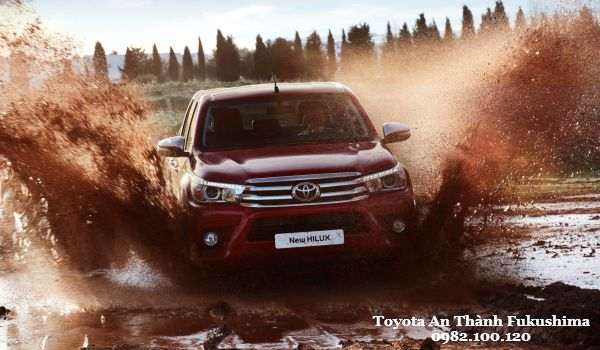 Toyota Hilux 2016 Hang loat diem cong cho the he moi