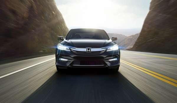 Honda Accord 2016 - Kiến tạo sự riêng biệt