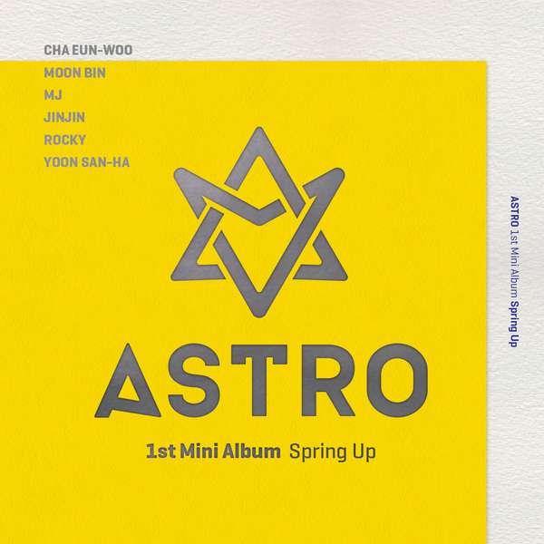 Download Album Astro Spring Up Mp3 Full