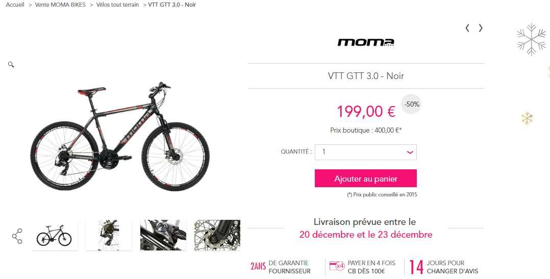 moma bikes velo vert le vtt tout le vtt. Black Bedroom Furniture Sets. Home Design Ideas