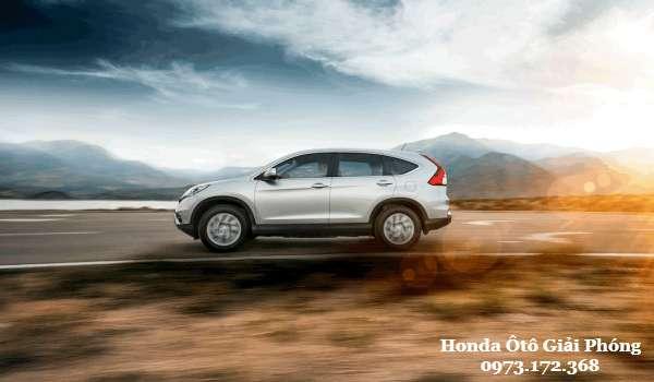 """Honda CR-V 2016 - """"Lột xác"""" so với người tiền nhiệm"""