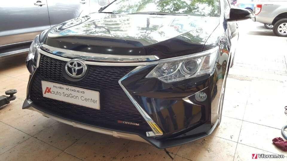 Độ Camry thành Lexus - Sang Trọng Đẳng Cấp TP.HCM