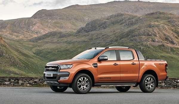 Ford Ranger 2017: Đậm chất bên ngoại thất mới